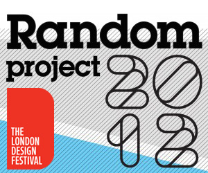 Random Project at the London Design Festival