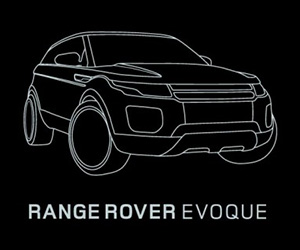 Range Rover Evoque Design Award