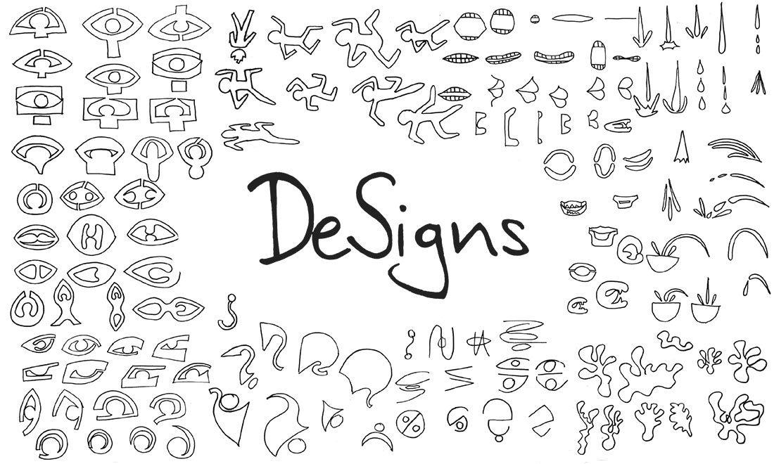 DeSigns (sketches)