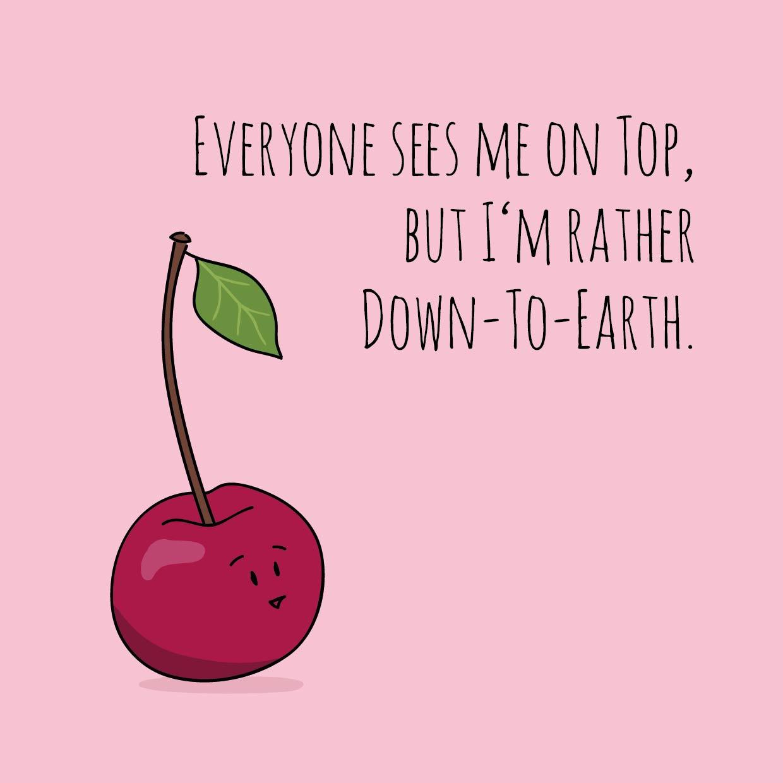Veggie Talk - Cherry