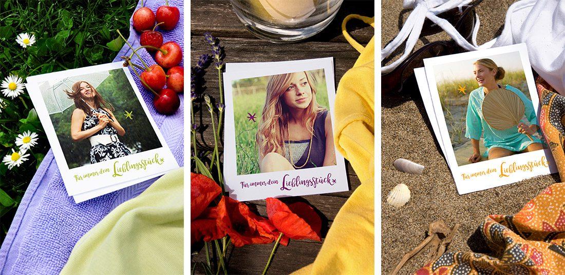 Lieblingsstück - Fashion advertising